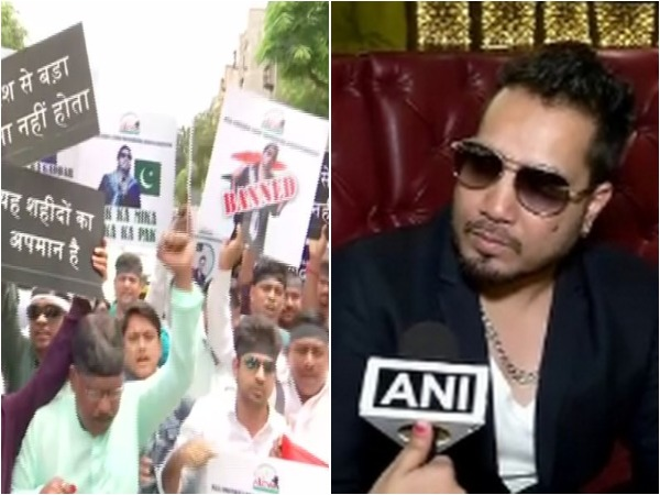 Protest being held against singer Mika Singh