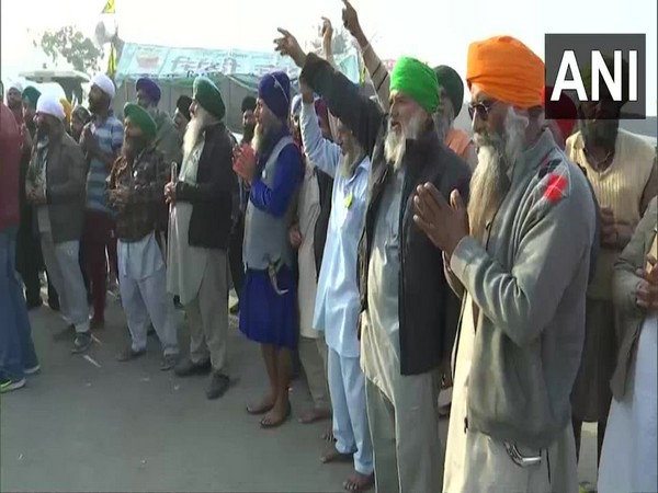 Farmers are protesting against the farm laws enacted recently