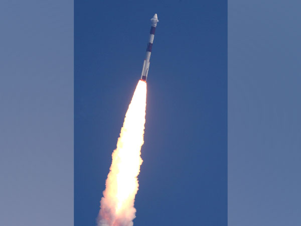 The satellite was launched using the Indian Space Research Organisation's (ISRO) PSLV-C51
