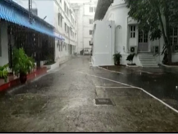Heavy Rains lashed Puducherry on Friday [Photo/ANI]
