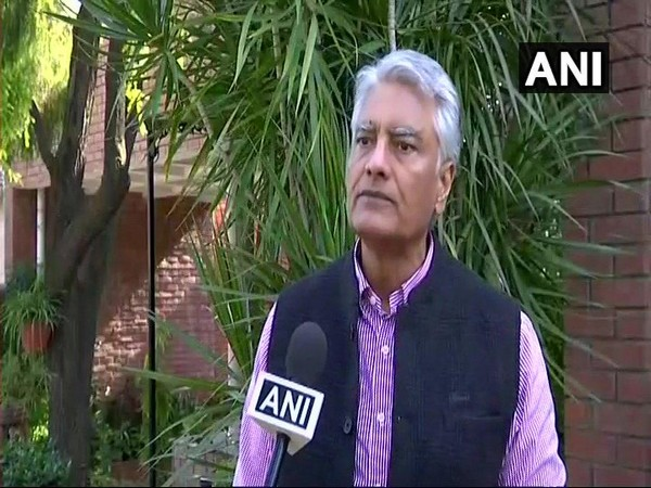 PCC Chief Sunil Jakhar(File Photo)