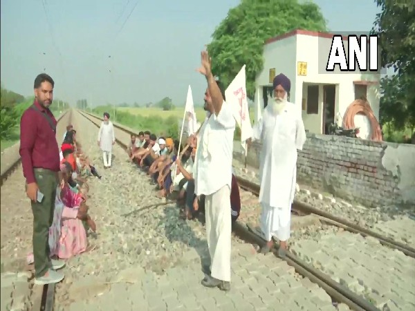 Visuals from Devidaspura village in Amritsar. (Photo/ ANI)