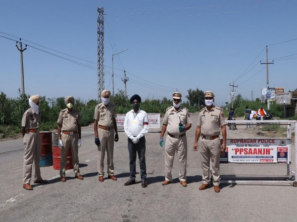 55 retired police personnel, including the father of Kargil braveheart, voluntarily offered their services to assist Rupnagar police in its efforts to combat COVID-19
