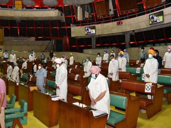 Punjab Assembly (File Photo)