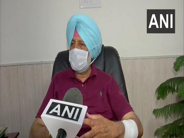 Punjab Health Minister Balbir Singh Sidhu (FIle photo: ANI)