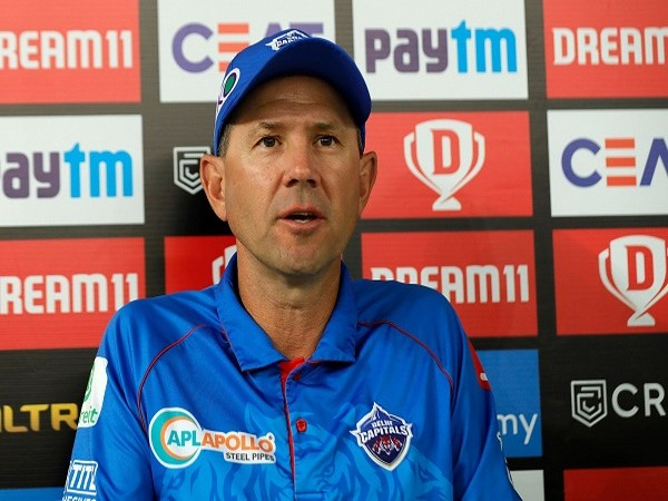 Delhi Capitals head coach Ricky Ponting (Image: BCCI/IPL)