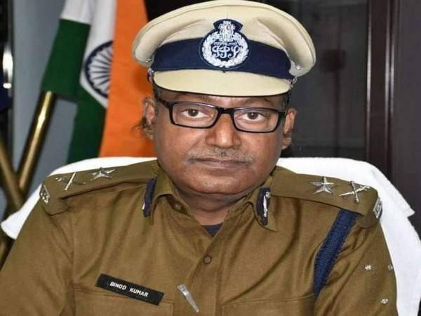 Purnea IG Binod Kumar. (File photo)