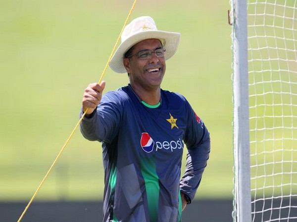 Former Pakistan cricketer Waqar Younis