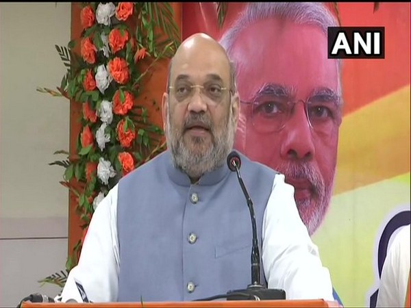 Union Home Minister Amit Shah (file pic/ANI).