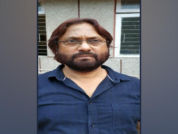 Alleged drug lord Sharafat Sheikh (Photo/ANI)