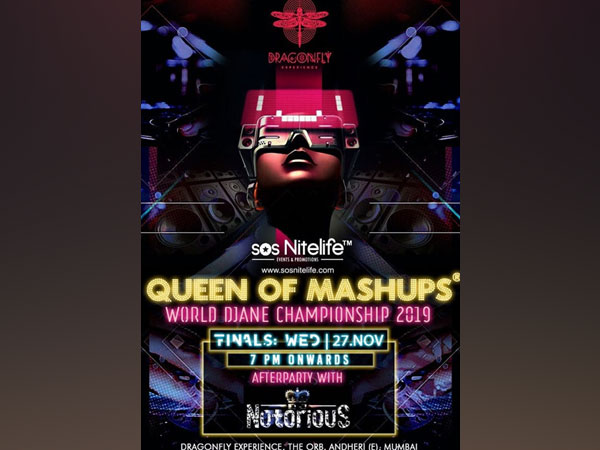 'Queen of Mashups' 2019