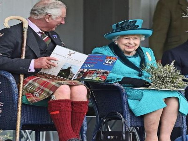 Prince Charles and Queen Elizabeth (Image courtesy: Instagram)