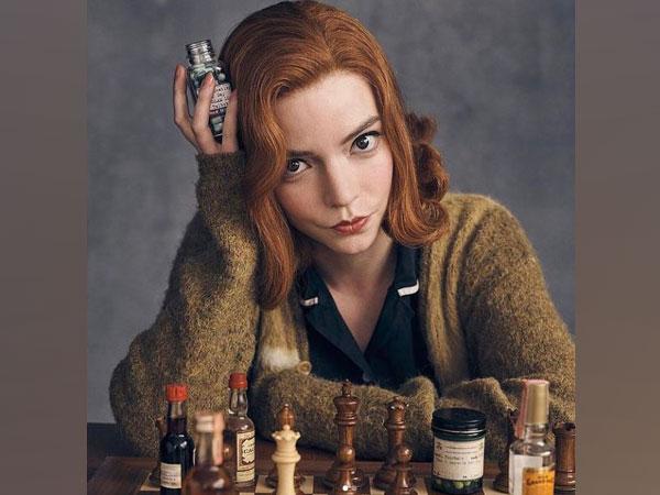 Anya Taylor-Joy from 'The Queen's Gambit' (Image source: Instagram)