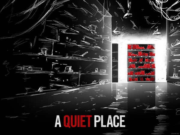 Poster of 'A Quiet Place', Image courtesy: Instagram