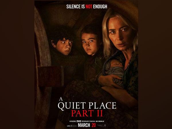 'A Quiet Place 2' poster (Image source: Instagram)
