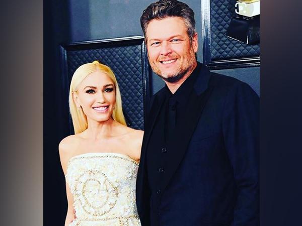 Gwen Stefani, Blake Shelton (Image courtesy: Instagram)