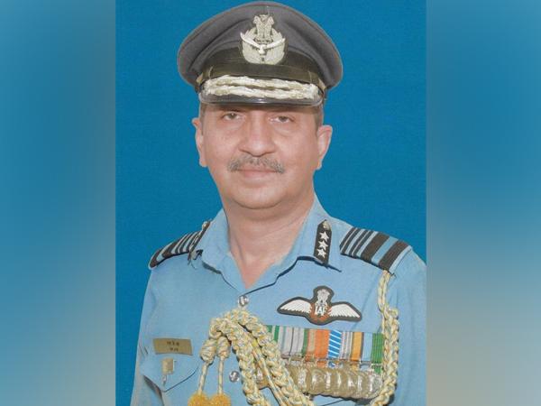 Air Marshal Suraj Kumar Jha