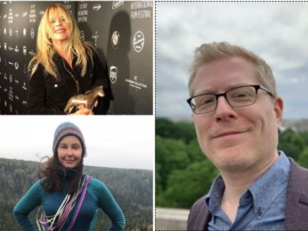 Actors Rosanna Arquette, Ashey Judd and Anthony Rapp (Image courtesy: Instagram)