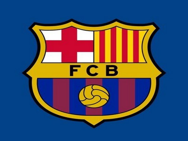 Barcelona logo.