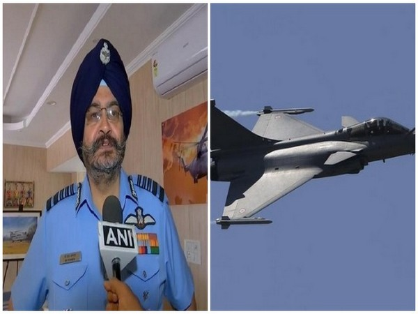 Indian Rafale fighter jets to fly with BS-series tail numbers honouring ex-IAF chief Dhanoa