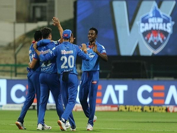 Delhi Capitals players celebrates a wicket  (Image: BCCI/IPL)