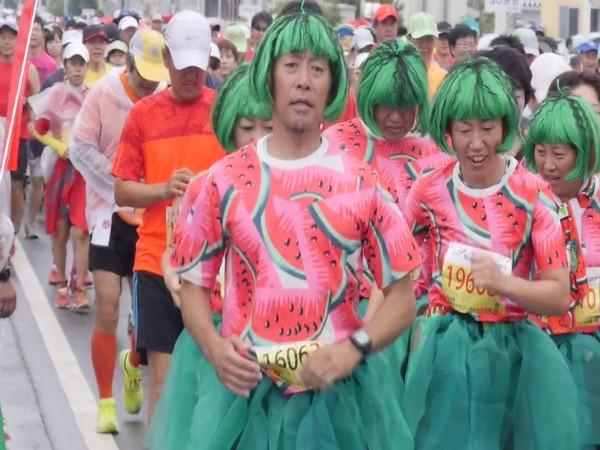 Watermelon Race. (ANI)
