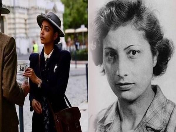 Radhika Apte as Noor Inayat Khan (Image Courtesy: Instagram)