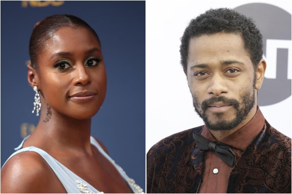 Issa Rae and LaKeith Stanfield
