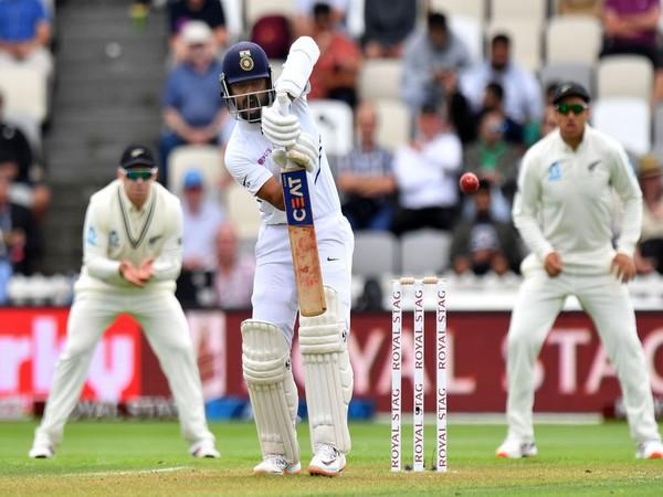 India batsman Ajinkya Rahane (Photo/ICC Twitter)