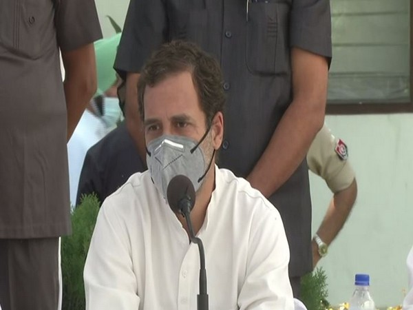 Congress MP Rahul Gandhi (File Photo)