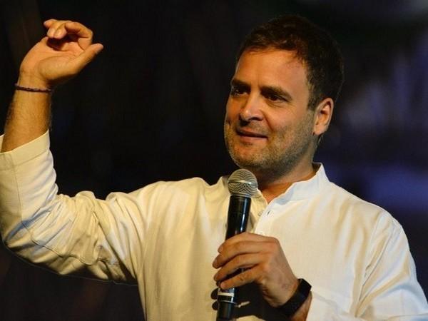 Congress president Rahul Gandhi. (ANI file photo)