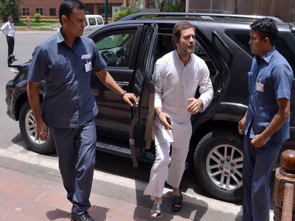 Rahul Gandhi (File photo/ANI)