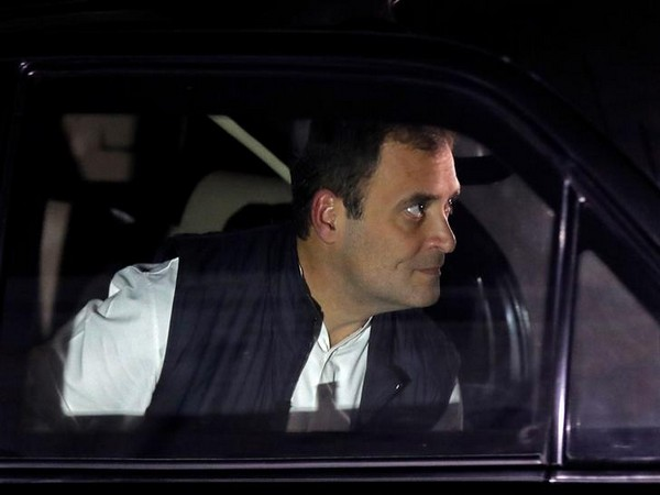 Rahul Gandhi / Image courtesy: Reuters