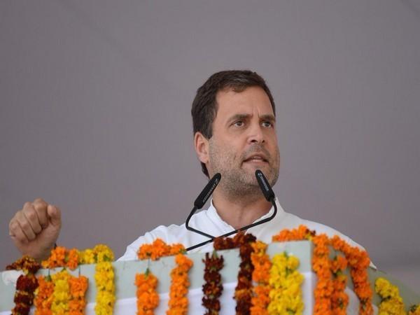 Congress President Rahul Gandhi (File Pic)