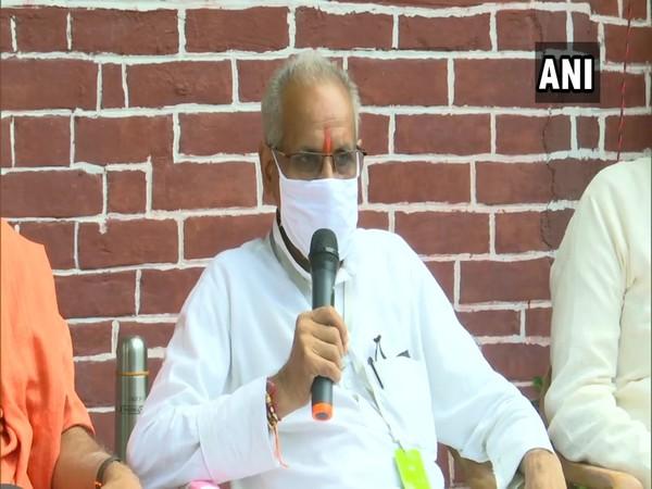 General Secretary of Shri Ram Janmabhoomi Teerth Kshetra Trust Champat Rai. (File Pic)