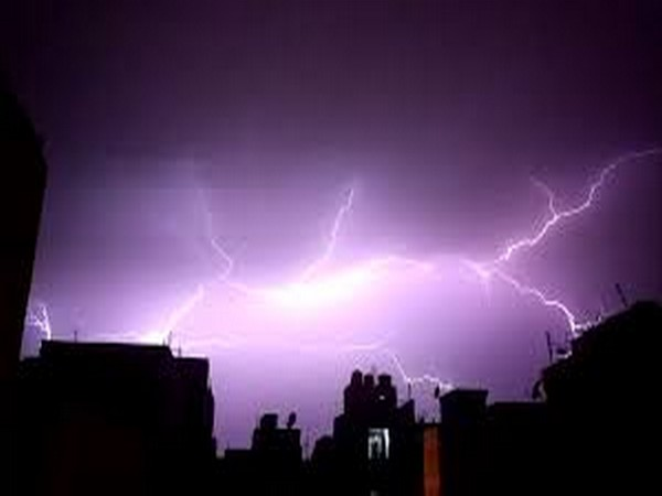 """""""Thunderstorm and lightning accompanied with hail and gusty winds (30-40 kmph) at isolated places very likely over Himachal Pradesh,"""" said the IMD in its advisory."""