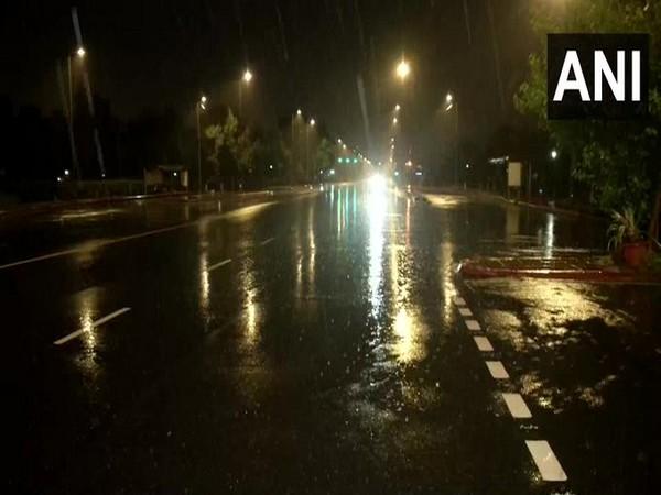 File photo of Delhi rains