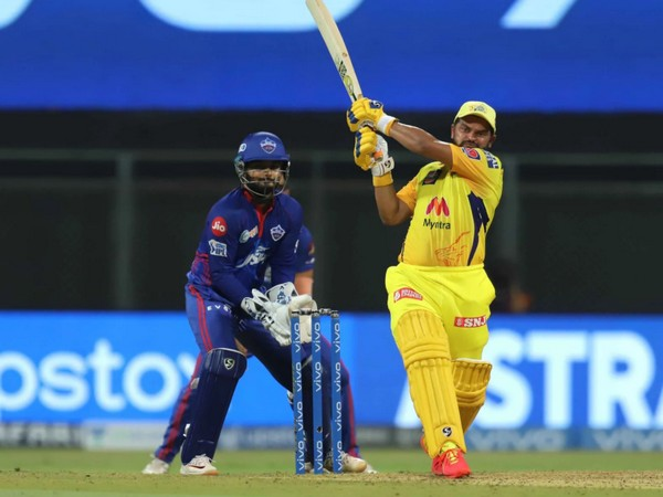 CSK batsman Suresh Raina (Image: BCCI/IPL)
