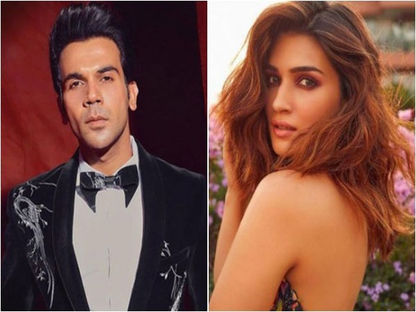 Bollywood actors Rajkummar Rao and Kriti Sanon (Image Source: Instagram)