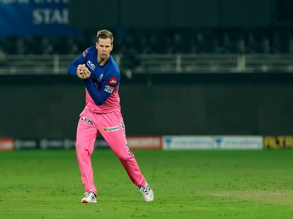 Steve Smith failed to shine consistently with the bat in the 2020 edition of the IPL (Photo: BCCI/ IPL)