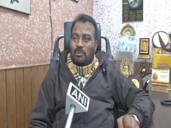 Bihar Minister Shyam Rajak (File photo)
