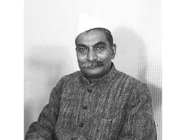 Dr Rajendra Prasad, India's first president. (File photo)