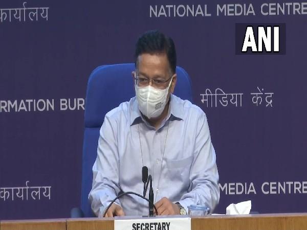 Union Health Secretary Rajesh Bhushan