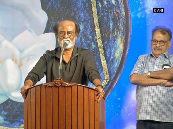 Tamil superstar Rajnikanth (File photo)