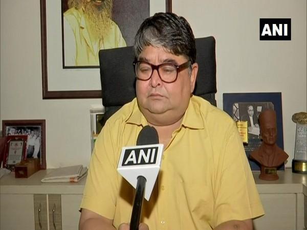 Vinayak Damodar Savarkar's grandson Ranjit. (File photo)