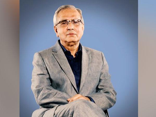 NITI Aayog Vice-Chairman Rajiv Kumar (pic courtesy Twitter)