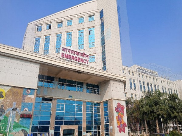 Rajiv Gandhi Super Speciality Hospital in Delhi.
