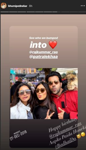 From Hrithik Roshan To Bhumi Pednekar Bollywood Stars Shower Birthday Wishes On Rajkummar Rao Ani Bw Businessworld Here you may to know how to wish birthday on instagram story. bw businessworld