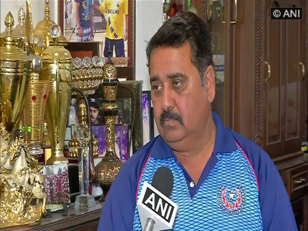 Rajkumar Sharma, the childhood coach of Virat Kohli
