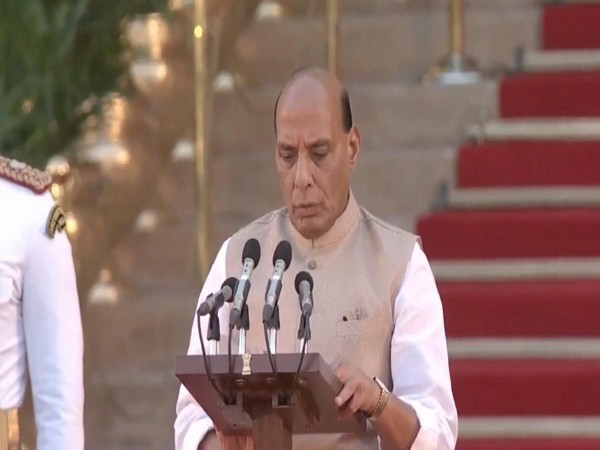 Union Defence Minister Rajnath Singh (File Photo)